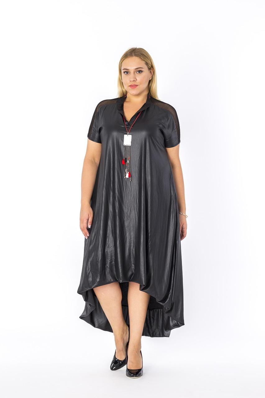Sukienka plus size – kurtki damskie duże rozmiary