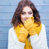 Rękawiczki damskie – zimowe akcesoria dla modnej kobiety