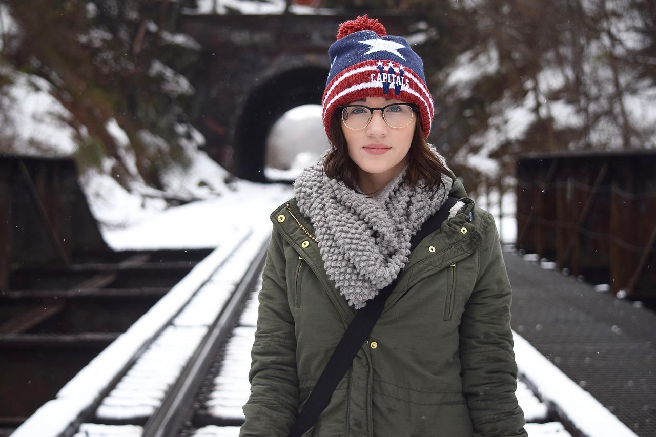 Zimowy ubiór