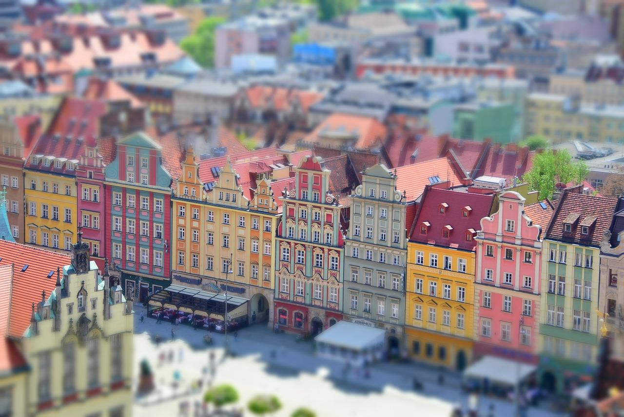 Wycieczka do Wrocławia.