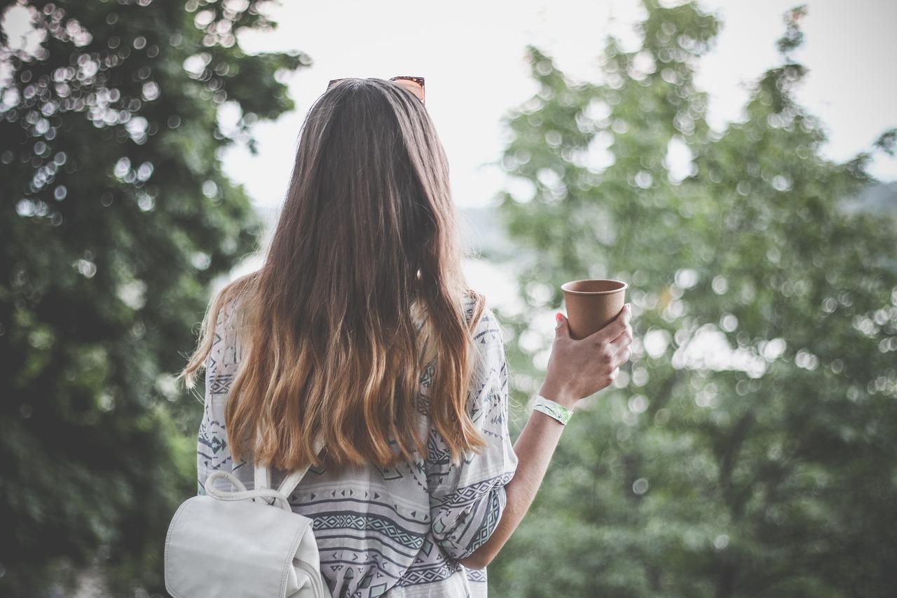 Prosty plan pielęgnacji zniszczonych włosów