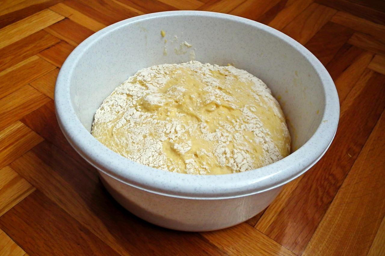 Idealne ciasto drożdżowe