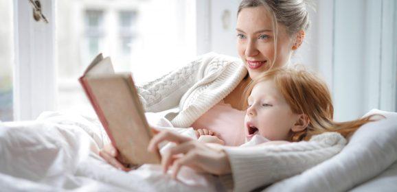 Rozwijanie postaw czytelniczych u dzieci