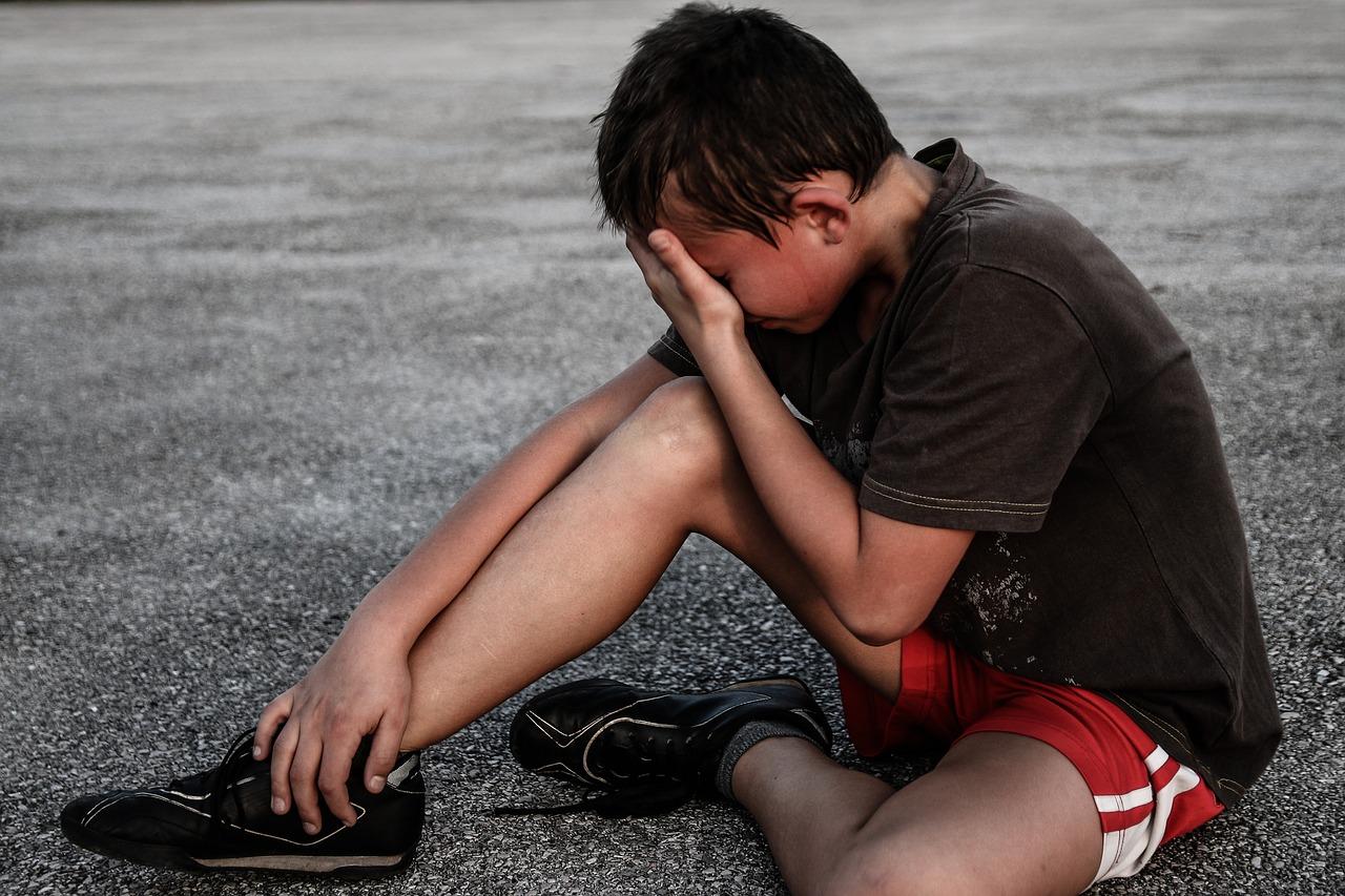 Jak poradzić sobie z bólem brzucha u dziecka?